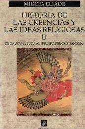 Historia de las Creencias Religiosas 2