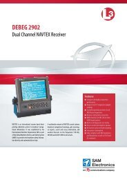 DEBEG 2902 - L-3 Marine & Power Systems