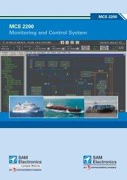 MCS 2200 - SAM Electronics GmbH