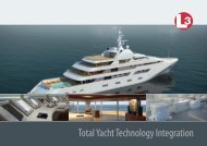 Total Yacht Technology Integration - SAM Electronics GmbH
