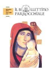 dicembre 2012 anno XXII n° 2 - Parrocchiasanfrancescolecco.it
