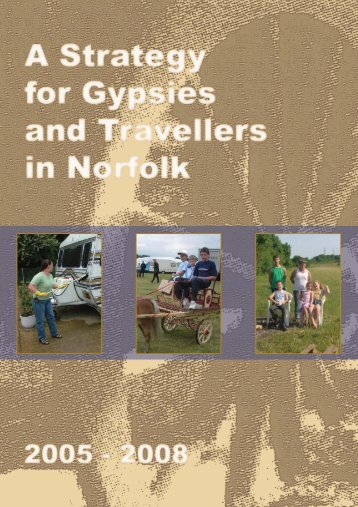 A Strategy for Gypsies & Travellers in Norfolk - South Norfolk Council