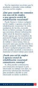 Su Boleto para trabajar - ESRD Network of New England - Page 7