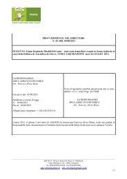 liquidazione - AUSL12 di Viareggio