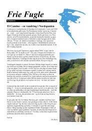 El Camino – en vandring i Nordspanien - Idéværkstedet De Frie Fugle