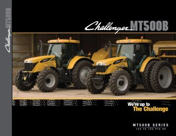 MT500B PDF Brochure - Challenger