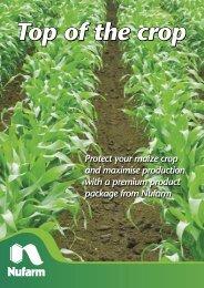 11458-NUF Maize Brochure.indd - Pest Genie