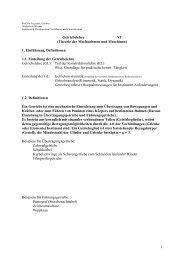 Theorie der Mechanismen und Maschinen  - Fachbereich ...