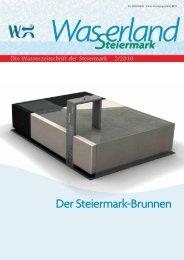 Der Steiermark-Brunnen - Wasserland Steiermark