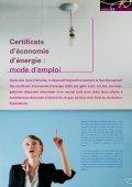 Certificats d'économie d'énergie - Page 3