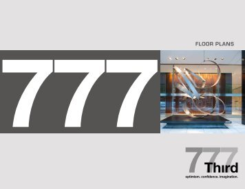 Click to download all available floor plans - 777 Third Avenue