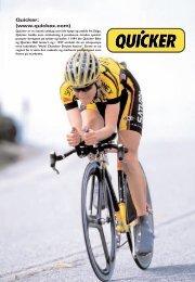 Quicker: (www.quickex.com) - Sportpartner