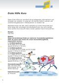 Fortbildungsprogramm ab Juli 2008 - bei der gGIS mbH - Page 6