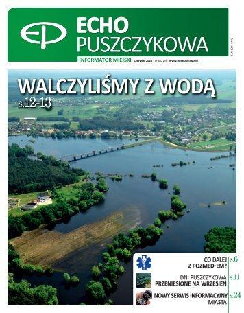 Czerwiec 2010 - Puszczykowo, Urząd Miasta
