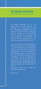 Wirtschafts-talks 2013 - Netzwerk-Bodensee - Page 3