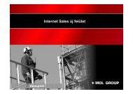 ISA felhasználói kézikönyv/Üzemanyag - Mol