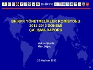 Yönetmelikler Komisyonu - Harita Genel Komutanlığı