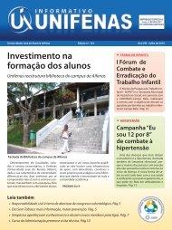 Edição 132 - Julho/2010 - Unifenas