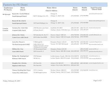 download - Fourth Episcopal District