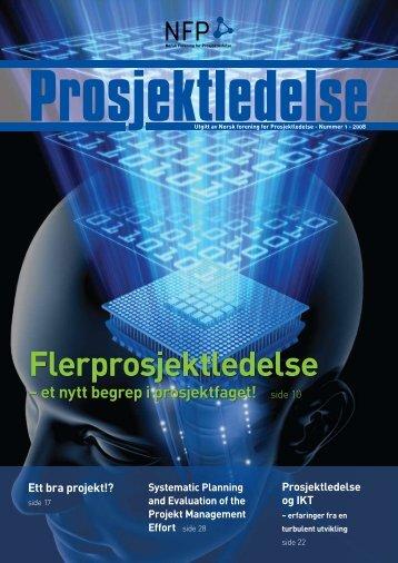 Last ned pdf her... (2,7 Mb) - Norsk senter for prosjektledelse - NTNU