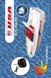 USA Cruiser Instruction Manual