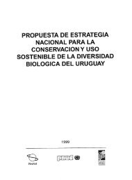 Uruguay - Convention on Biological Diversity
