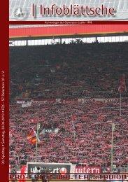 15. IB – SC Paderborn - Generation Luzifer