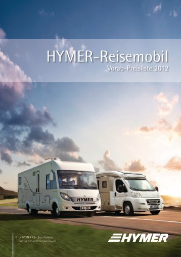 Hymer-Reisemobil