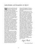 Pfarrbrief Katholische Gemeinde Ss. Eucharistia Kleinmachnow - Seite 2
