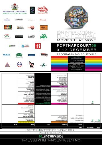 3 - ION film festival