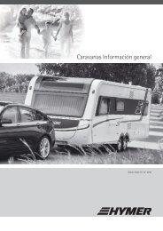 Caravanas Información general