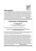 Pfarrbrief - Katholische Pfarrgemeinde Sanctissima Eucharistia - Seite 6