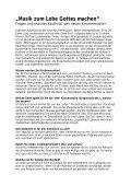 Pfarrbrief - Katholische Pfarrgemeinde Sanctissima Eucharistia - Seite 4