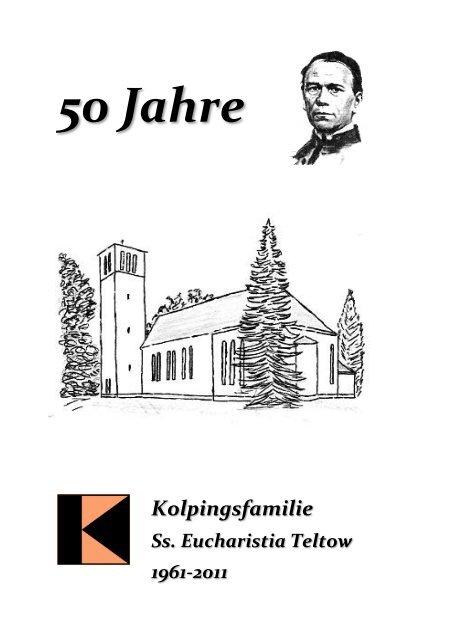 50 Jahre Kolpingsfamilie - Katholische Pfarrgemeinde Sanctissima ...