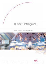 Business Intelligence - csc