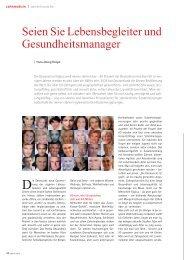 ZWP - Zahnarzt, Wirtschaft, Praxis Ausgabe 09 ... - Pompe Marketing