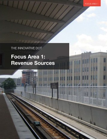 to download Focus Area 1: Revenue Sources - Smart Growth America
