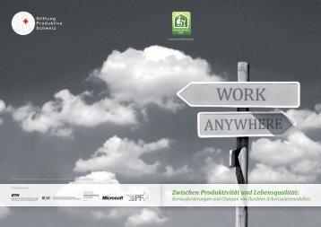 Zwischen Produktivität und Lebensqualität: - Stiftung Produktive ...