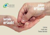 Runder Tisch Menschenrechte - Salzburger Armutskonferenz