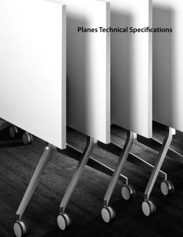 Planes Technical Specifications - Escinter
