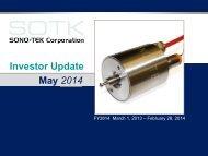 Investor-Update-May-2014