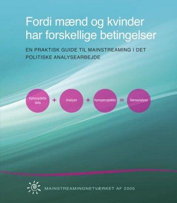 download som pdf.... - Kvinderådet