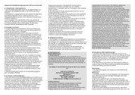 Allgemeine Geschäftsbedingungen der L&G rescue solutions (PDF ...