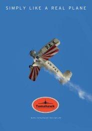 Piper Informations-PDF - Tomahawk Design