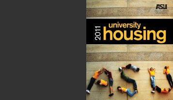 Upper-division Housing Options - Arizona State University