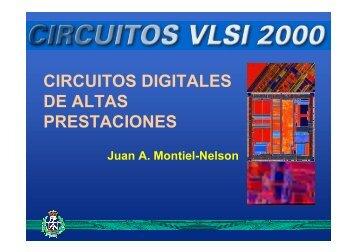 """Circuitos Digitales de Altas Prestaciones """"slides5.pdf"""""""