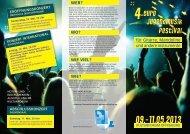 4.EURO Jugendmusik festival - Zupfmusik-Verband Schweiz