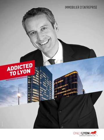 Immobilier d'entreprise 2013 - ADERLY