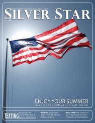 July 2010 Issue - Deputy Sheriffs' Association of San Diego County