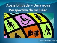 Acessibilidade – Uma nova Perspectiva de Inclusão - LBV